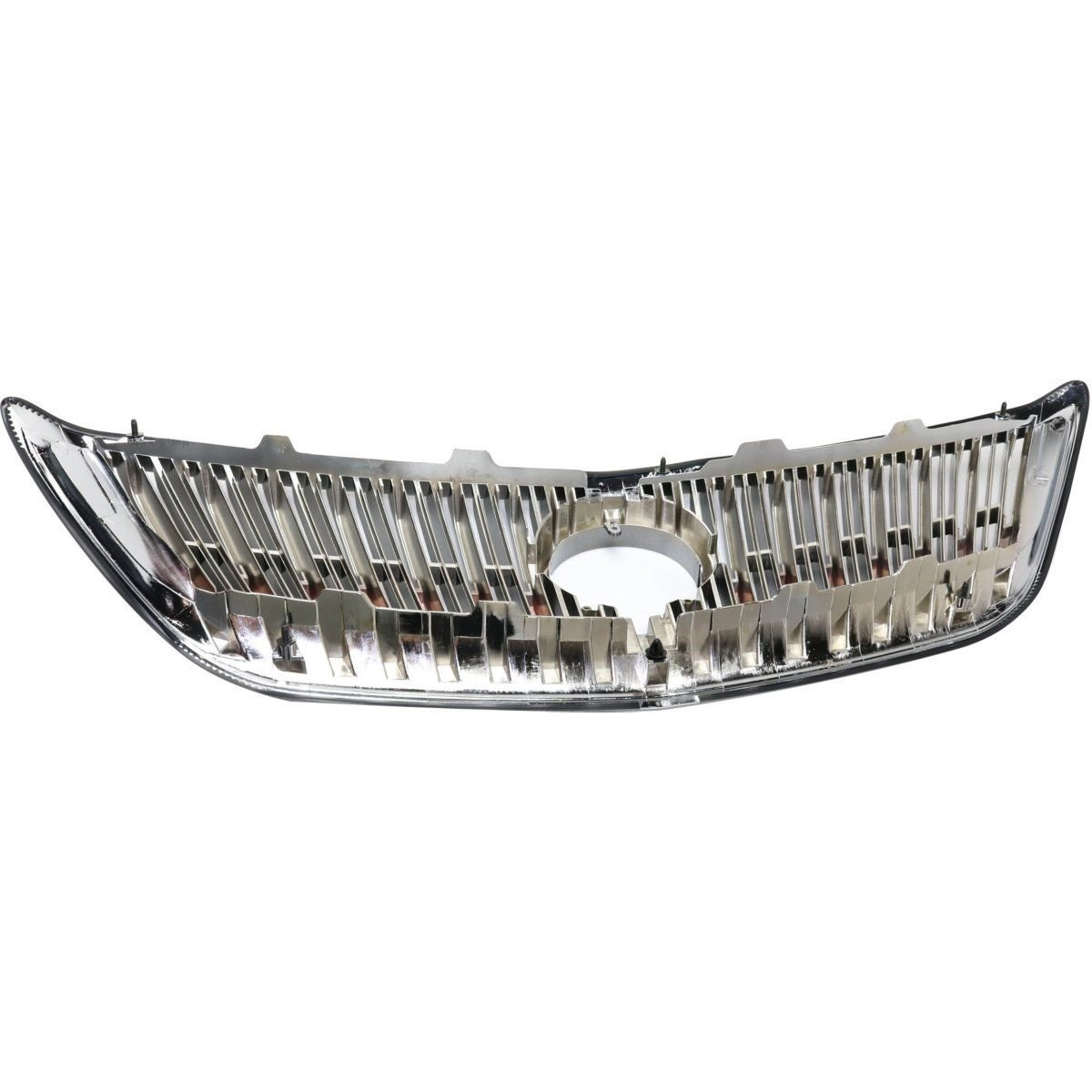 New Front Grille For 2004-2006 Lexus RX330 And 2007 Lexus RX350 Chrome Shell//Painted-Gray Insert Japan Built LX1200113