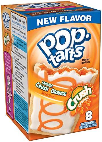 Image result for orange crush pop tarts