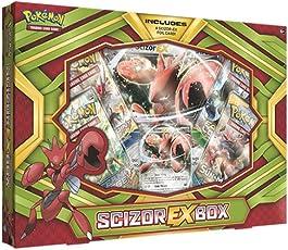 Pokémon Trading Card Game Scizor Ex Box