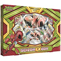 Pokémon Trading Card Game Scizor Ex Box