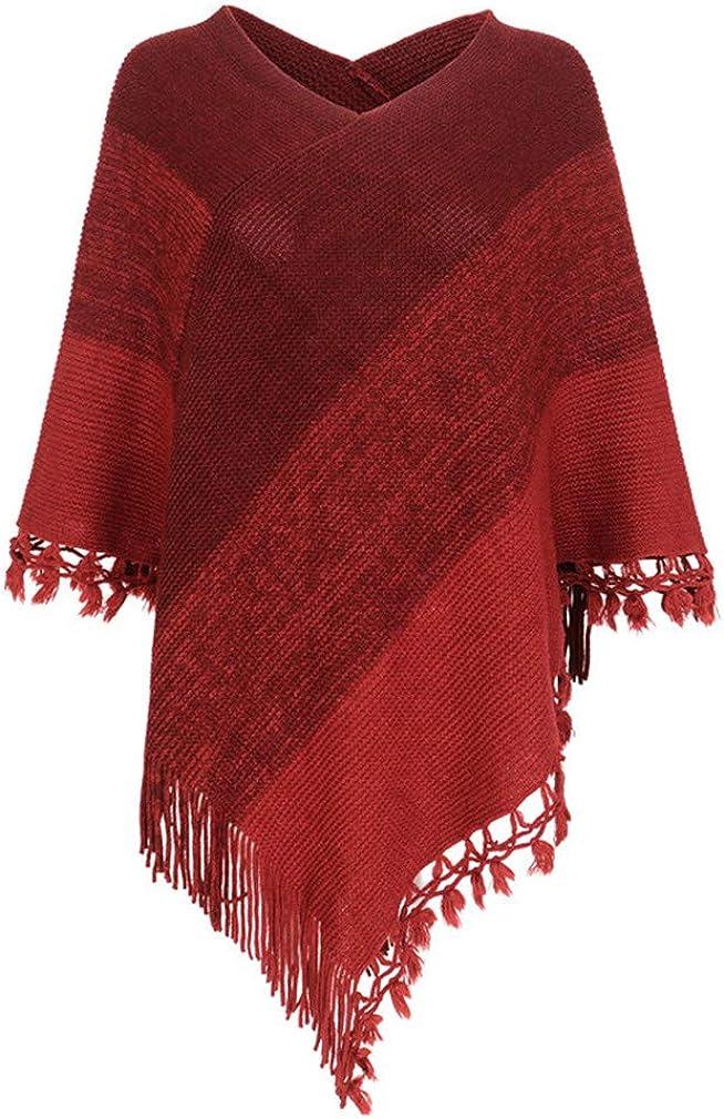 Woman Poncho Cotton Scarf...