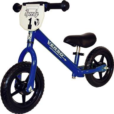 Verso By Kettler Speedy Balance Bike 10 Inch Blue