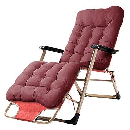 Amazon.com: Sillón reclinable para jardín o terraza con ...