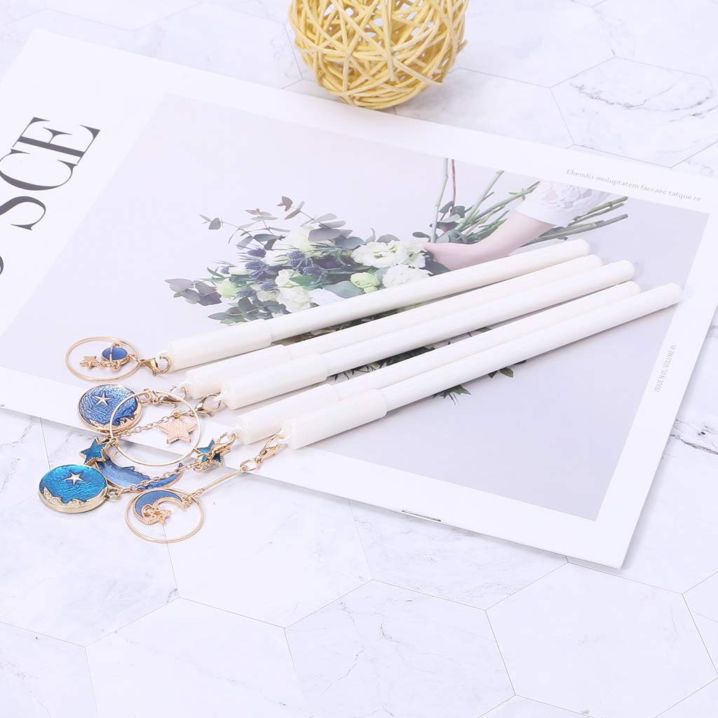 Stile casuale tandou 1/PCS penne di Gel inchiostro nero cartoleria materiale scolastico Kawaii
