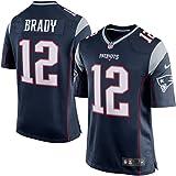 12 Tom Brady Trikot New England Patriots Jersey American Football Trikot Mens