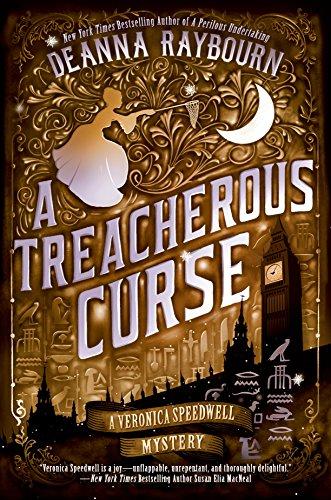A Treacherous Curse (A Veronica Speedwell Mystery)