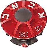 KCNC 自転車 軽量 ヘッドパーツセット SLアヘッドキャップセット 1-1/8