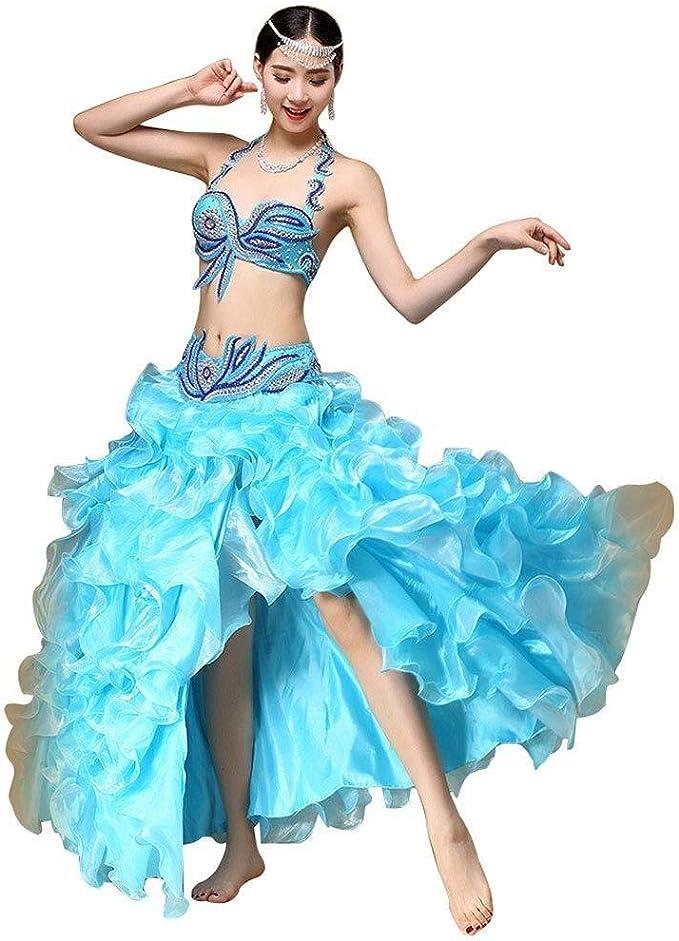 Danza Del Vientre Ropa For Mujer Falda De Danza Del Vientre ...