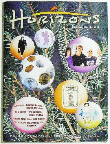 Horizons: The Magazine for Presbyterian Women, Volume 13 Number 7