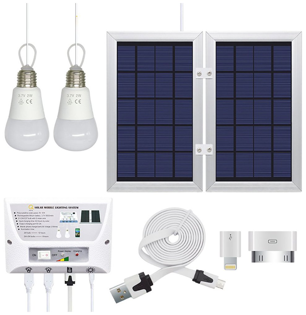 Amazing Looking Solar Lighting System For Home With Price List ...
