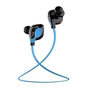 Wkae® Wkae 501 Bluetooth 4.1 basculador estšŠreo inalš¢mbrico, Correr, llamada Sport Auriculares Auriculares con micrš®fono de manos libres, ...