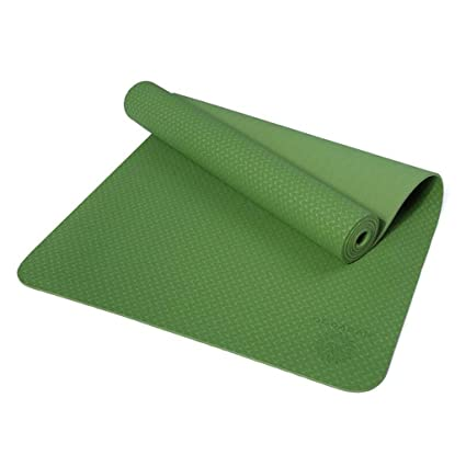 Amazon.com: Exercise Mats Gymnastics Equipment Yoga mat ...