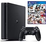 PlayStation 4 ジェット・ブラック 1TB (CUH-2200BB01) + プロ野球スピリッツ2019  セット