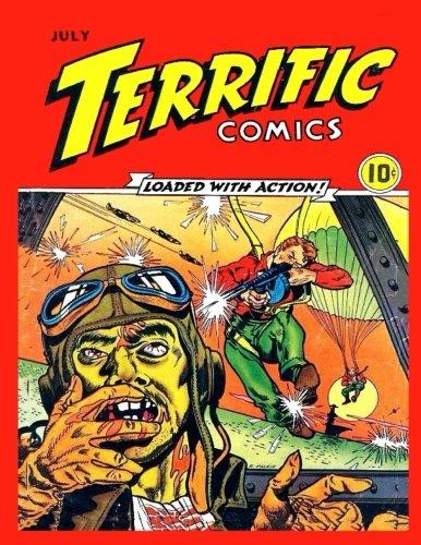 Terrific Comics #4 [Magazines, Continental] (Tapa Blanda)