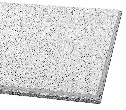Acoustical Ceiling Tile 24''X24'' Thickness 3/4'', PK12