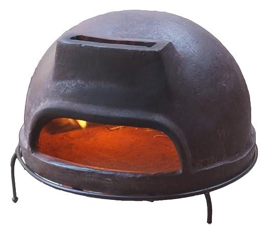 Callow - Horno de leña mexicano (barro, apto para uso exterior ...