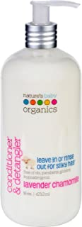 product image for Natures Baby Organics Conditioner and Detangler Vanilla Tangerine - 16 fl oz - Pack of 4