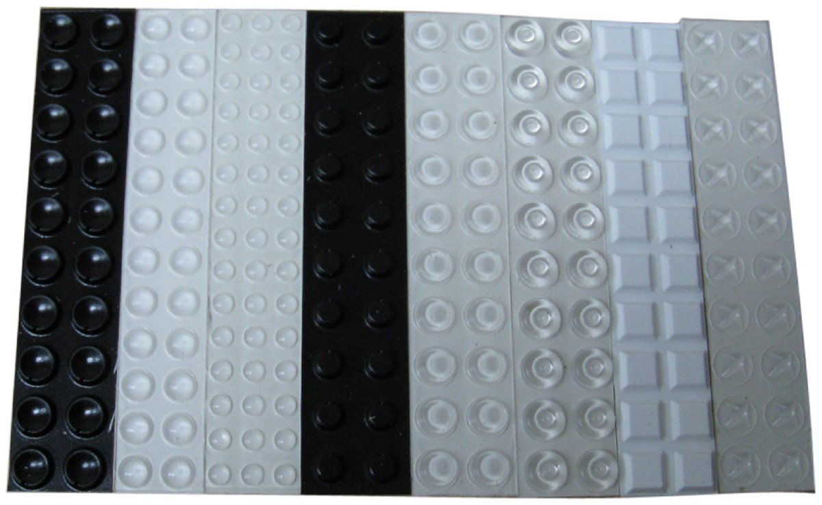 The Braille Store 242 Assorted Tactile Bump Dots For The Blind