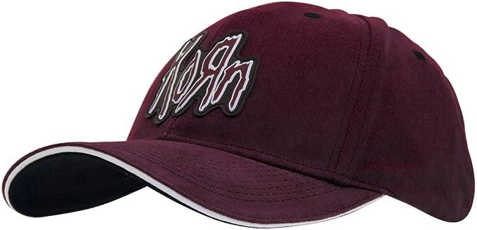 Korn - Logo gorra de baloncesto: Amazon.es: Ropa y accesorios