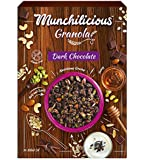 Munchilicious Granola - Dark Chocolate - 500 gm
