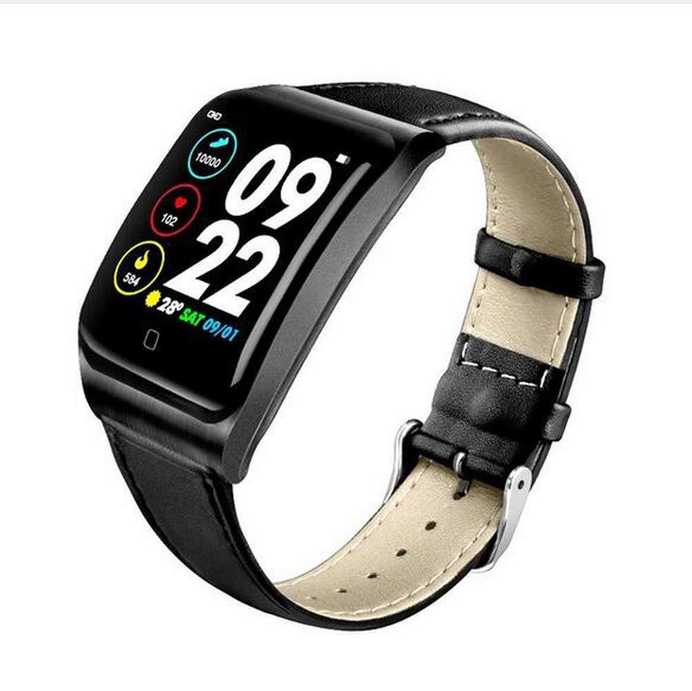 Amazon.com: E58 Men Women Smartwatch Android iOS Bluetooth ...