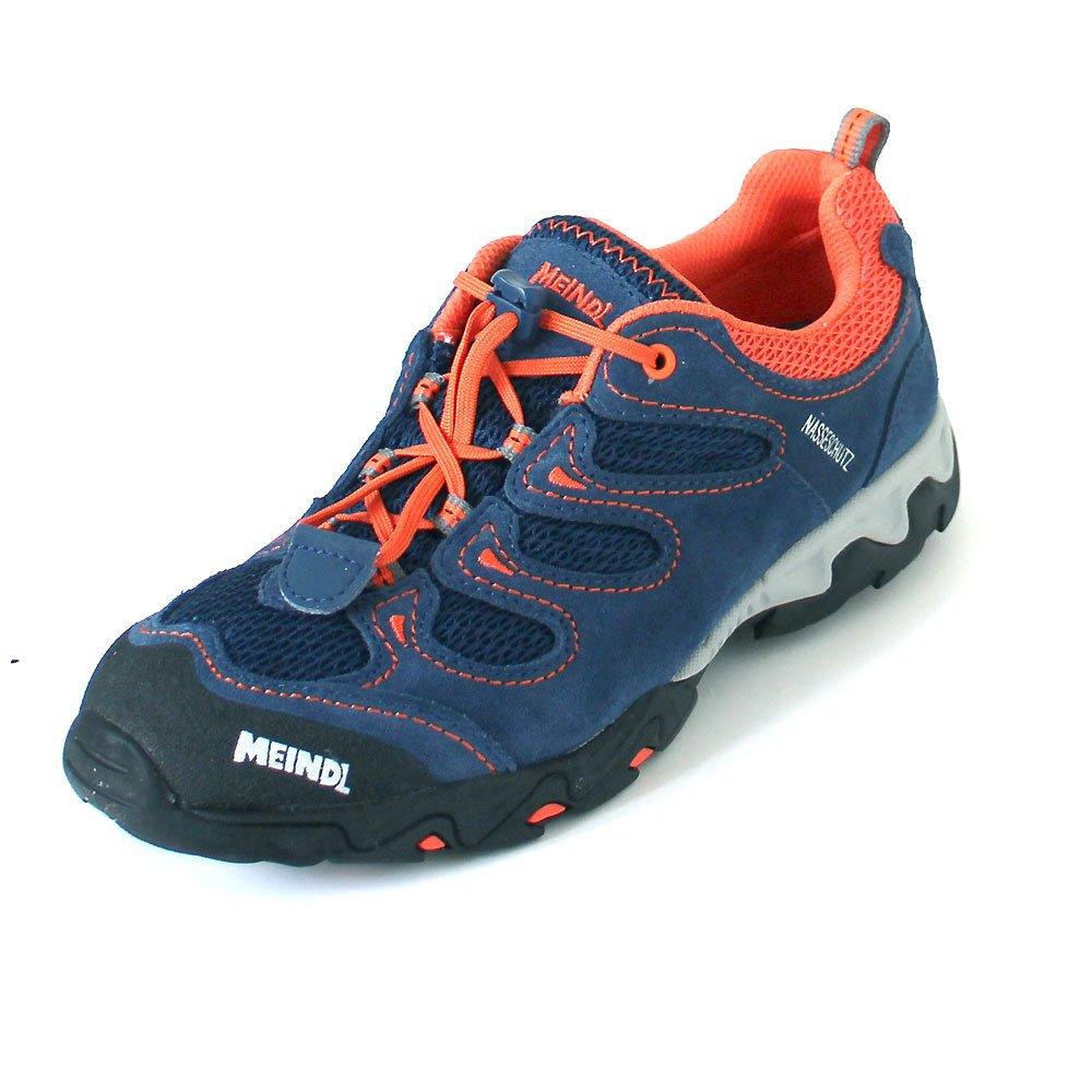 Meindl 2057-29, Chaussures montantes montantes Chaussures pour Fille 32 EU|Blau (jeans/orange) 86c6da