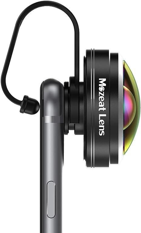 Ojo de Pez lente, Universal Profesional HD cámara de teléfono celular clip en lente, 238 ¡
