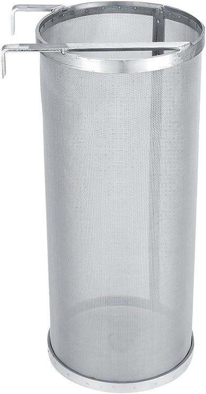Brew Filter Home 300 - Filtro de acero inoxidable para cerveza ...