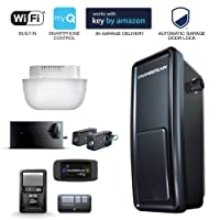 Amazon.com deals on Chamberlain Wall Mount Direct Drive Garage Door Opener Works