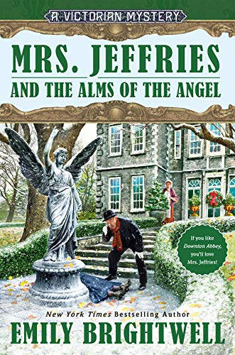 Book Cover: Mrs. Jeffries and the Alms of the Angel