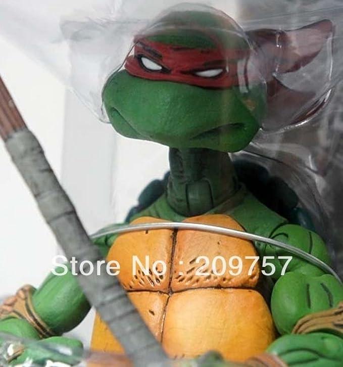 Tapa superior Neca Tmnt tortugas Ninja Colección clásica de ...