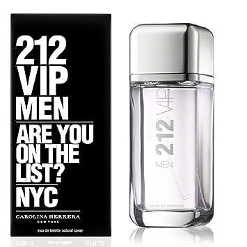 222a66c6d 212 VIP Men by Carolina Herrera for Men - Eau de Toilette, 200ml ...