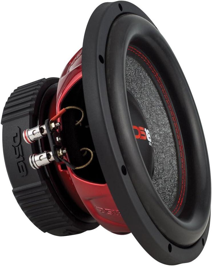 DS18 GEN-X104D Subwoofer in Black - 4 Layer Black Aluminum Voice Coil, 10