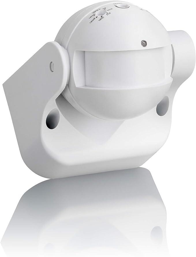 SEBSON® Detector de Movimiento Exterior, IP54, HF Sensor