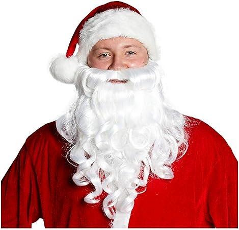 Babbo Natale Horror.Horror Shop Barba Di Babbo Natale Deluxe Amazon It Giochi E Giocattoli