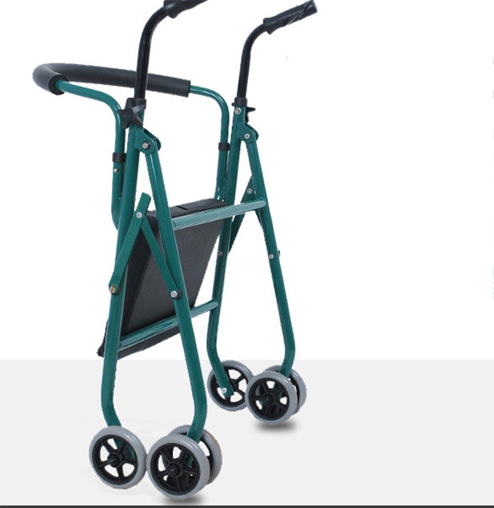 Andador Anciano | Aluminio Ultraligero | Plegable | Fácil De ...