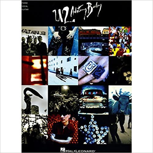 U2 -- Achtung Baby: Piano/Vocal/Guitar