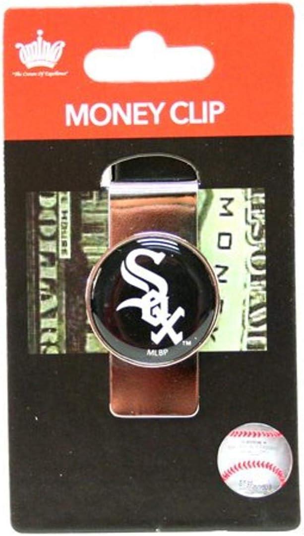 MLB Chicago White Sox Domed Money Clip