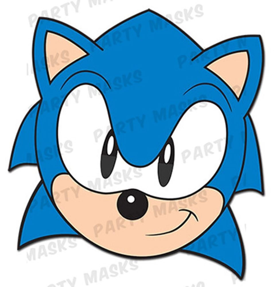 100 Free Printable Sonic The Hedgehog