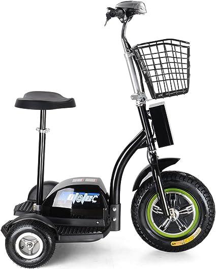 Amazon.com: MotoTec mt-trk-500 Electric Trike – 500 W ...