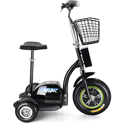 Amazon.com: MotoTec mt-trk-500 Electric Trike – 500 W ...