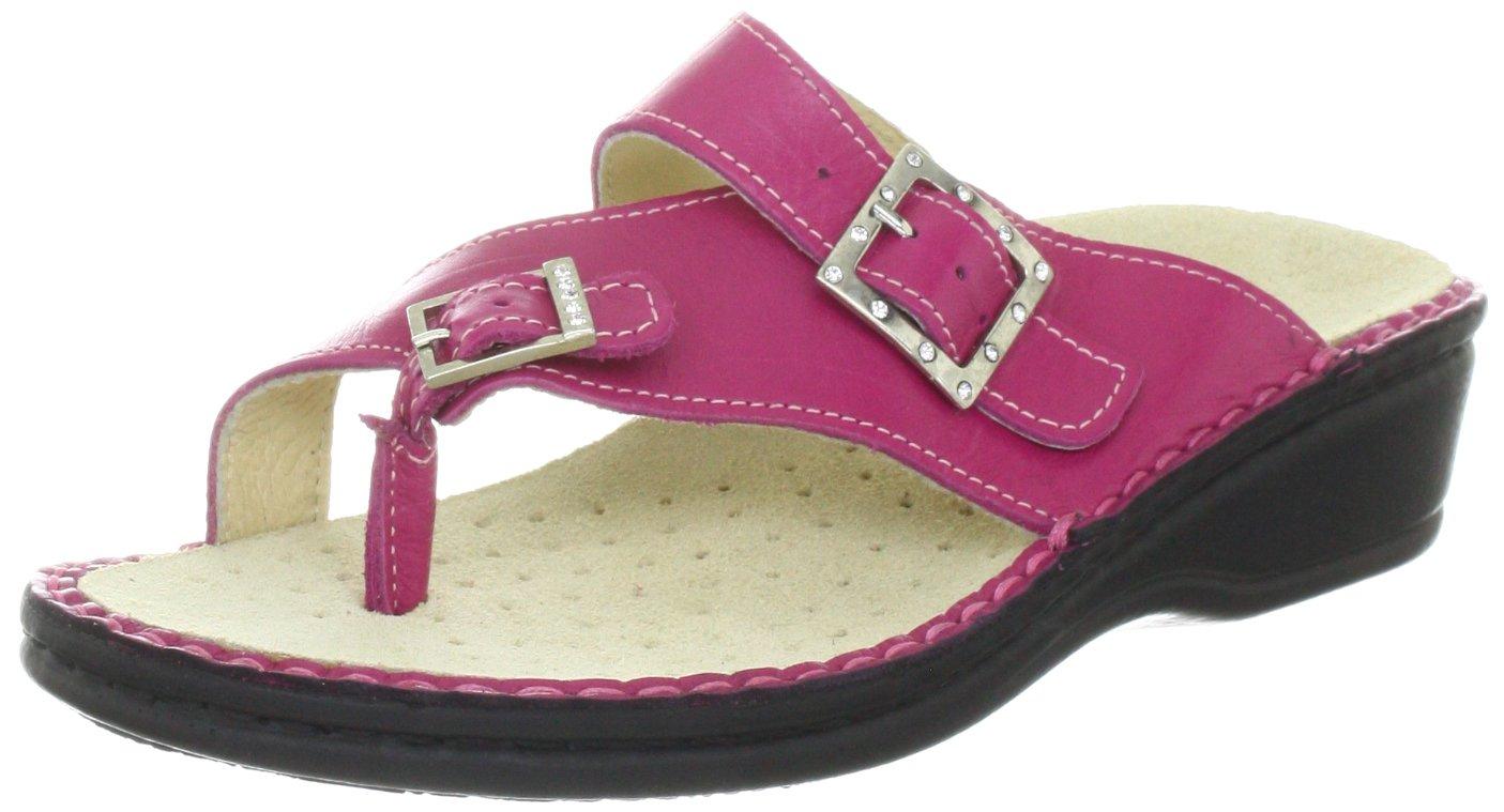 Hans Herrmann Collection Pink 022769-70 - Zuecos de cuero para mujer 40 EU|Rosa