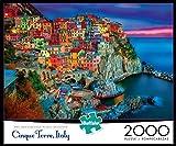 Buffalo Games Cinque Terre - 2000 Piece Jigsaw Puzzle