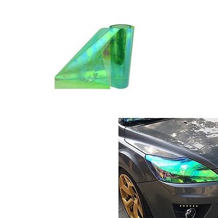 Rosa ABy 200cm x 30cm Scheinwerfer Folie T/önungsfolie Aufkleber f/ür Auto Scheinwerfer R/ückleuchten Blinker Nebelscheinwerfer