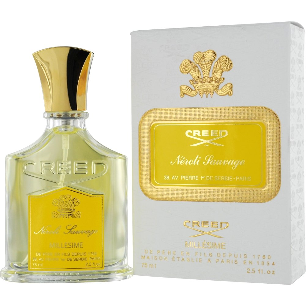 Creed Creed Neroli Sauvage Eau de Parfum Spray, 2.5 Ounce