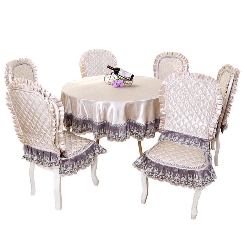 Tablecloth.A ASL Tischtuch Tischdecke Große Runde Tischtuch Rundschreiben wählen (Farbe   A, größe   150  200cm) B078B9JKD5 Tischdecken Großer Räumungsverkauf  | Maßstab ist der Grundstein, Qualität ist Säulenbalken, Preis ist Leiter