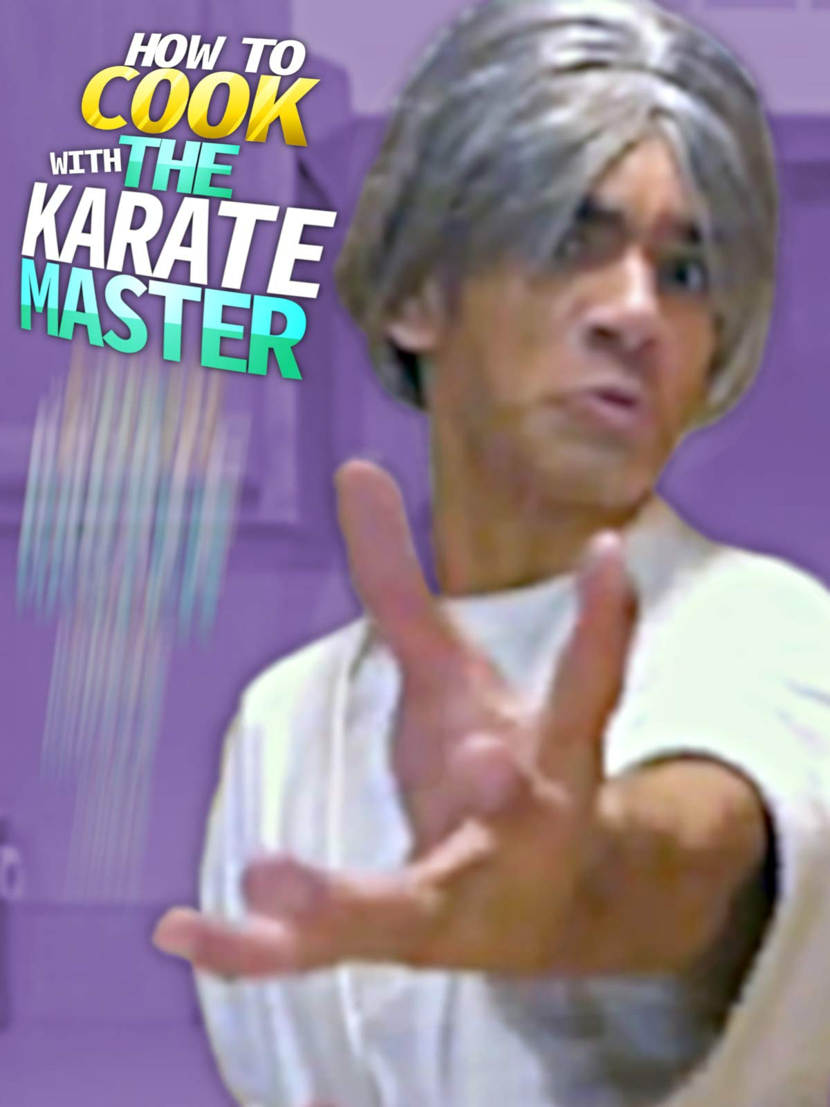 Clip: How to Cook with The Karate Master