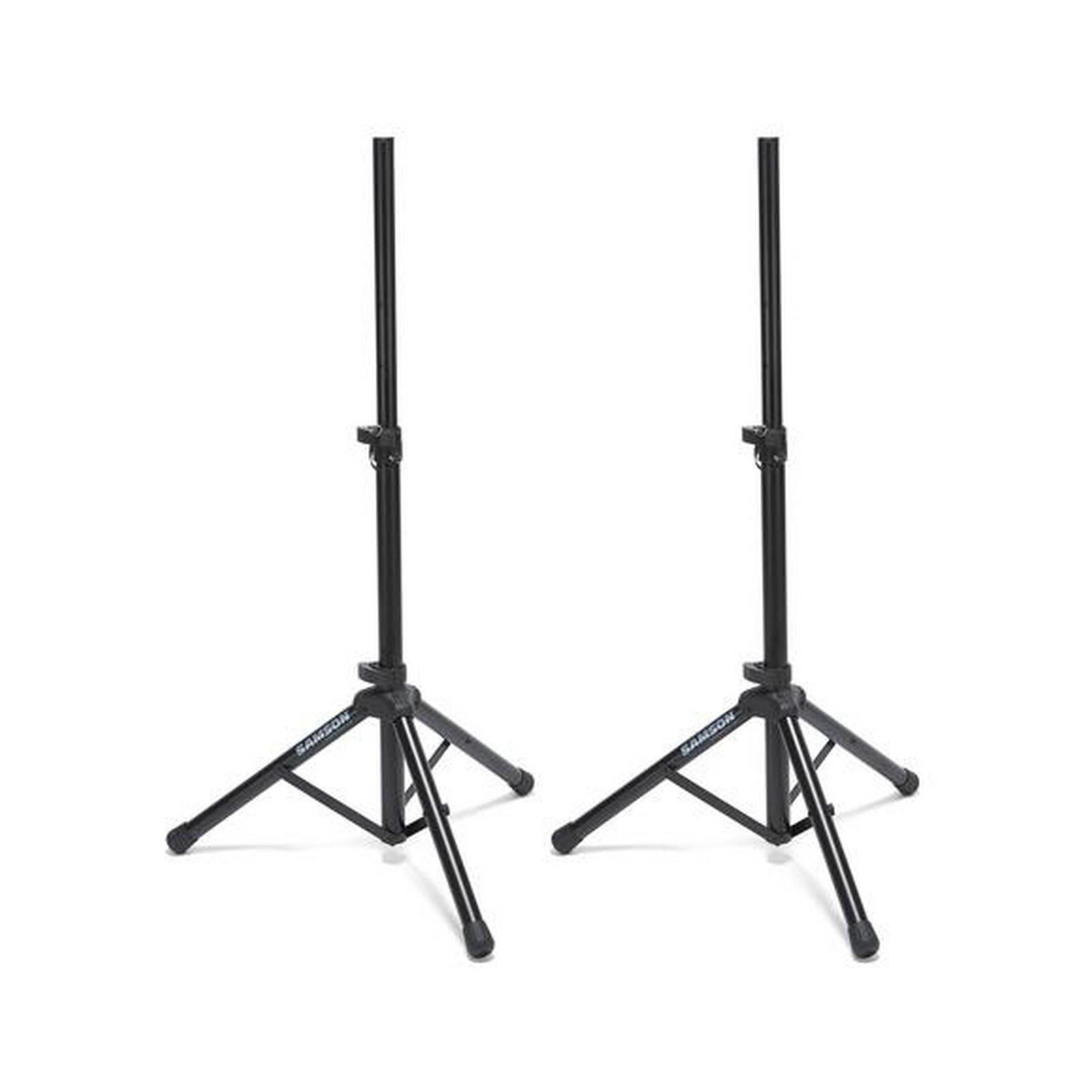 Samson SP50P | Aluminum Speaker Stand Set Pair by Samson (Image #3)