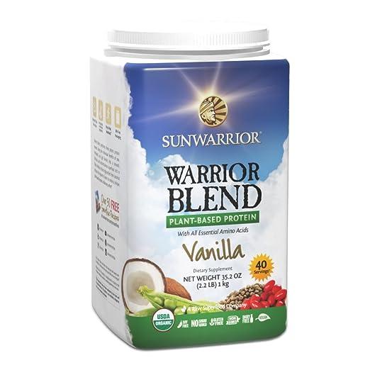 Sunwarrior - Warrior Blend, RAW Plant Based Protein