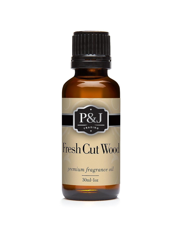Fresh Cut Wood Fragrance Oil - Premium Grade Scented Oil - 30ml P&J Trading